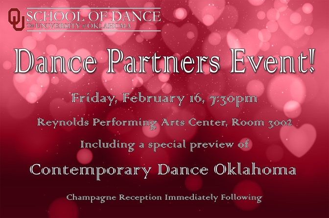 Dance Partners Event Spring 2018