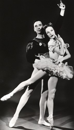 OU School of Dance: Miguel Terekhov and Yvonne Chouteau